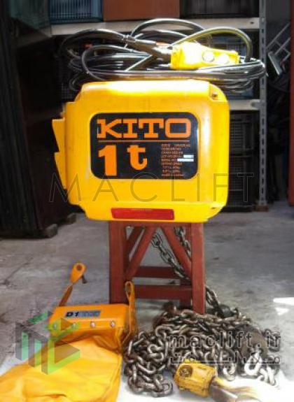 جرثقیل سقفی استوک کیتو